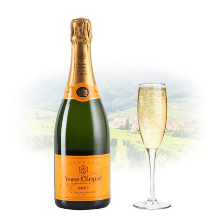 图片 Veuve Clicquot Brut Champagne 3L Jeroboam, VEUVEBRUT3L