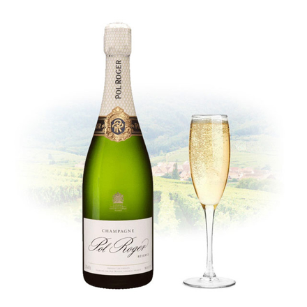 图片 Pol Roger Reserve Brut Champagne 750 ml, POLROGERRESERVE