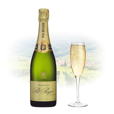 图片 Pol Roger Blanc de Blancs Vintage Champagne 750 ml, POLROGERDEBLANCS