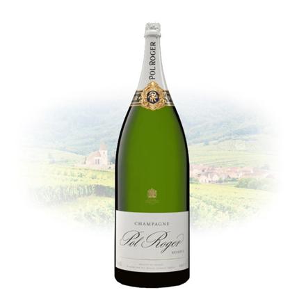 图片 Pol Roger Reserve Brut Champagne 1.5L Magnum, POLROGERRESERVE1.5L