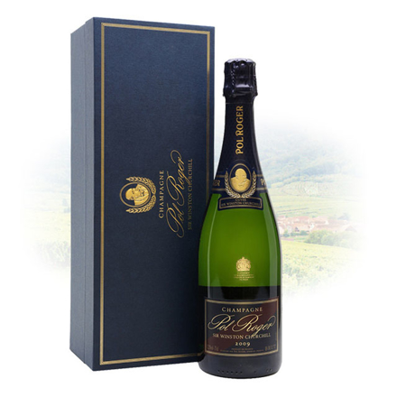 图片 Pol Roger Sir Winston Churchill Champagne 750 ml, POLROGERCHURCHILL