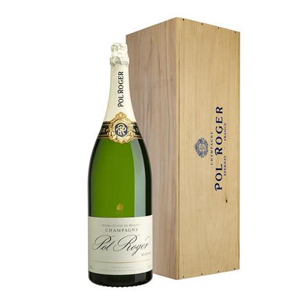 图片 Pol Roger Reserve Brut Champagne 15L Nabuchodonosor, POLROGERRESERVE15L
