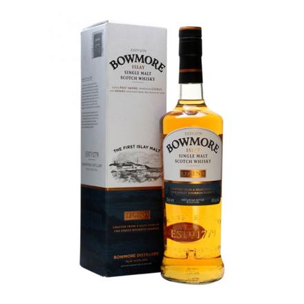 图片 Bowmore Legend Single Malt Scotch Whisky 700 ml, BOWMORELEGEND
