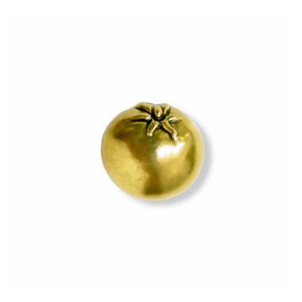 图片 Amerock Knob Tomato Regency Brass, AR9334R1