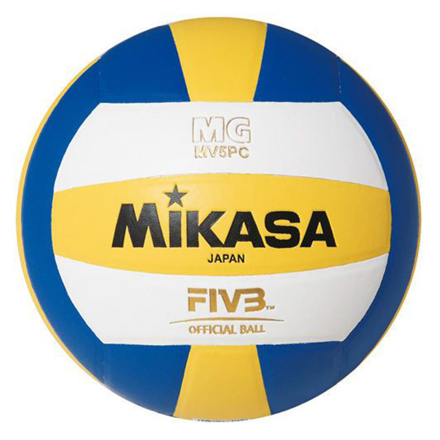 图片 Misaka Synthetic Leatherette Rubber Bladder Volleyball, SYNTHETICVOLLEYBALL