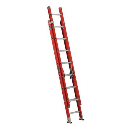 图片 Ame's Fiberglass Extension Ladder 2x12, 02021