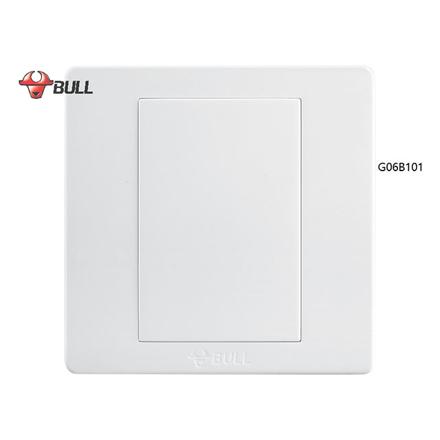 图片 Bull Blank Plate (White), G06B101