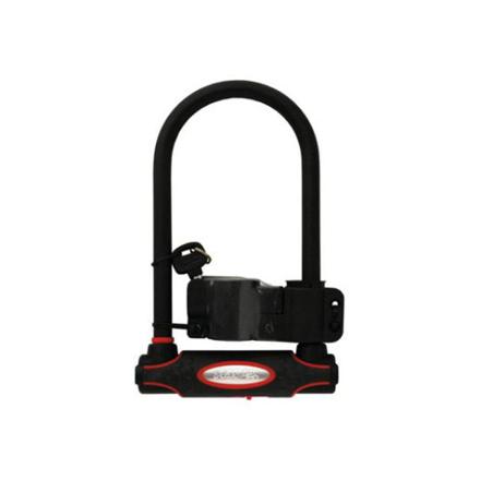 图片 Master Lock U-Lock High Security Hardened Steel 280 x 110 x 13mm Black, MSP8195DPROLW