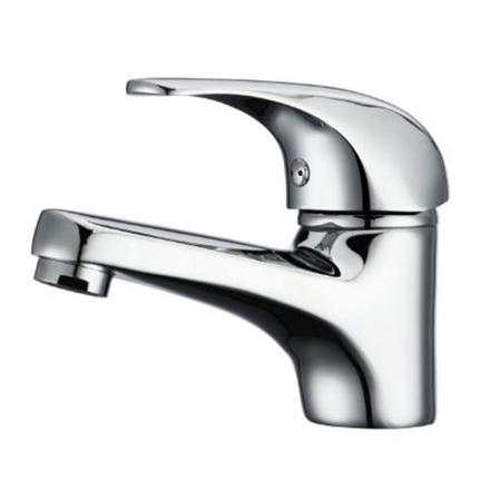 图片 Omega Basin Faucet Lift Type Handle 1/2 in x 4 in, FC-4005