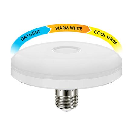 图片 Firefly Functional LED 3-Color Ceiling Lamp UFO (15 watts, 18 watts), ECL415TC
