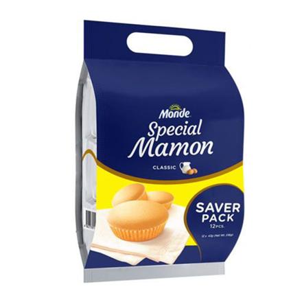 图片 Monde Mamon Classic Saver Pack  12x43g, MON79