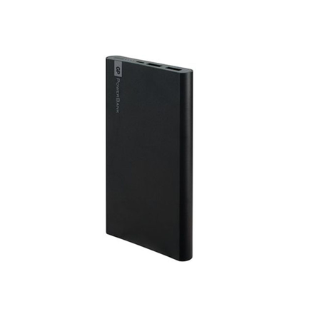 图片 GP Portable Power Bank 10000 MAH Black, GPGPACCFP10000