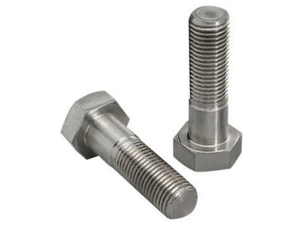 Picture of 304 Stainless Hexagonal Cap Screw  - Inches Size