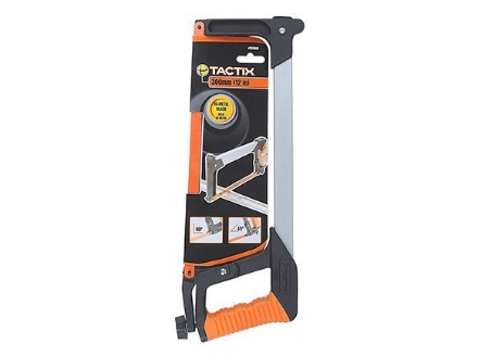 Picture of Tactix Heavy Duty Hacksaw Frame - 300mm