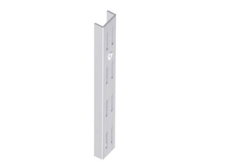 Picture of Element System Double Wall Upright 1.5m White