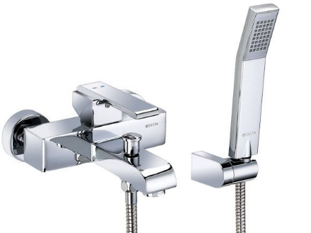 Picture of Delta Arzo Series - Tub And Shower With S360 Handshower