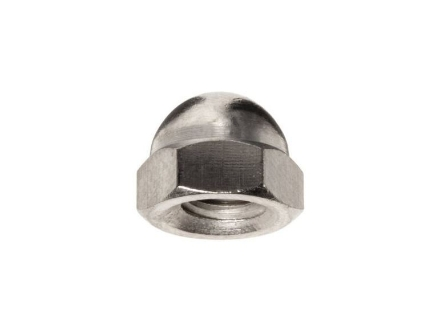 Picture of 304 Stainless Steel Cap Nut Inches size