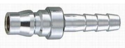"""Picture of THB Zinc Quick Coupler Plug -  1/2"""" Inch Size"""