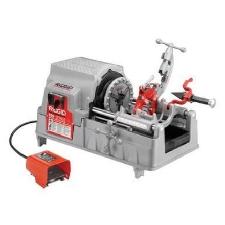 图片 Ridgid Pipe & Bolt Threading Machine Model 535