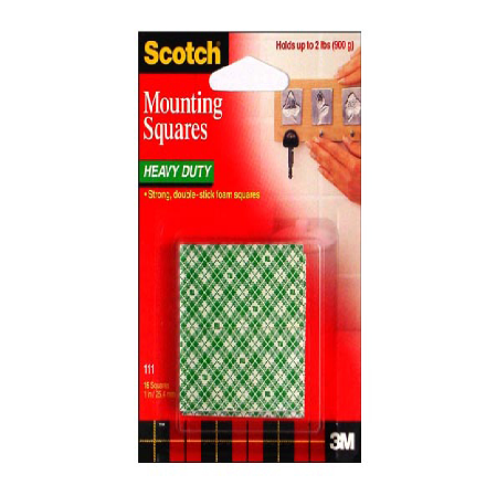 Picture of 3M Scotch Mounting Squares