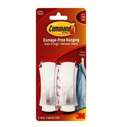 Picture of 3M Command Decorating Hooks