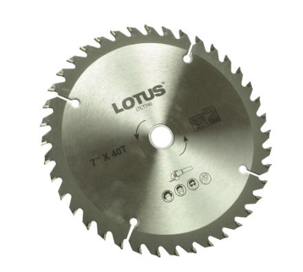 Picture of Lotus LTCT740 TCT Saw Blade