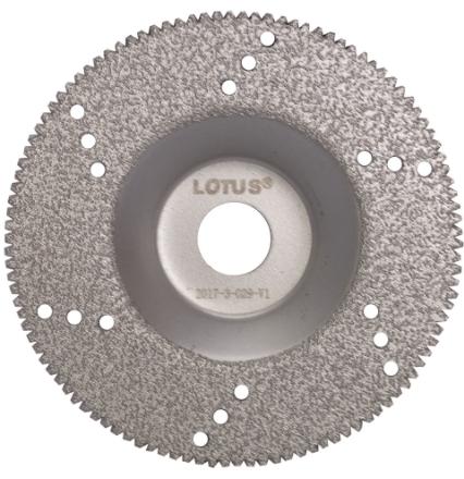 Picture of Lotus LDC100GC TI Coated Diamond C/G Disc