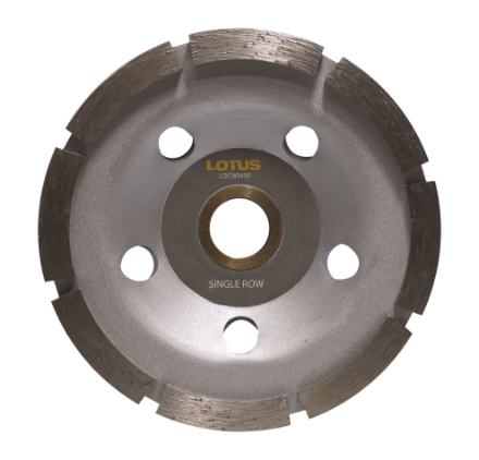 Picture of Lotus LDCW04SR Diamond Cup Wheel (Single)