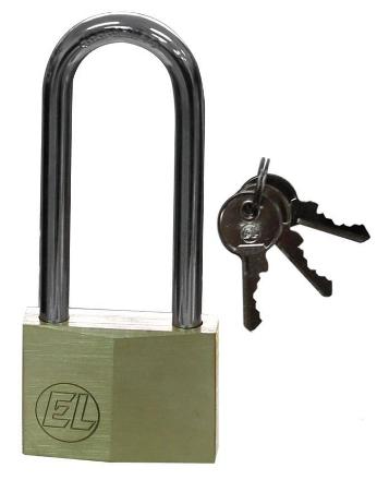 Picture of EL Brass Padlock (Heavy Duty) EL8125