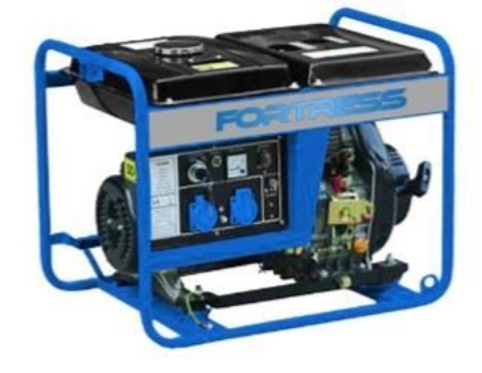 Picture of Fortress Diesel FPD5500EWD