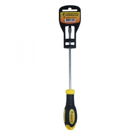 Picture of Powerhouse Cushion Grip Flat Screwdriver T33451