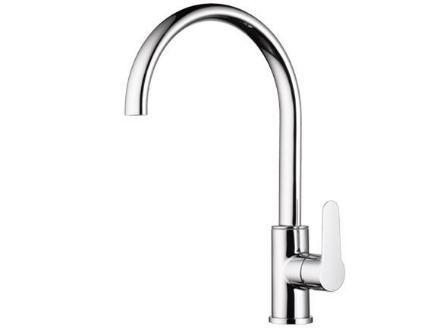 Picture of Delta Single Handle Kitchen faucet, Loop Handle 33501-LP