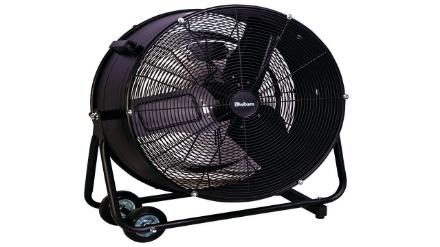 Picture of Deton Drum Fan DNHVF60L24BLK