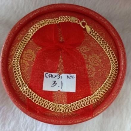 Picture of 18K - Saudi Gold Jewelry, Bracelet - 3.1g