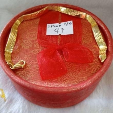 Picture of 18K - Saudi Gold Jewelry, Bracelet - 4.7g