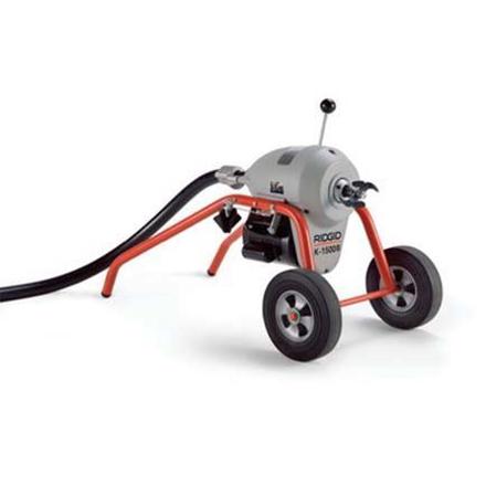 圖片 Ridgid K1500A Sectional Drain Cleaning Machine 230V 50/60Hz