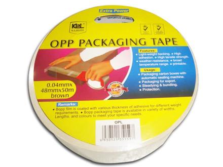 圖片 KL & LING Int Inc Packaging Tape KIOPLCLR