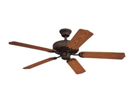 """圖片 Westinghouse 52"""" Verandah Breeze, Oil Rubbed Bronze Ceiling Fan, WH72376"""