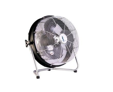 """圖片 Westinghouse Floor Fan 14"""" - Silver/ Black"""