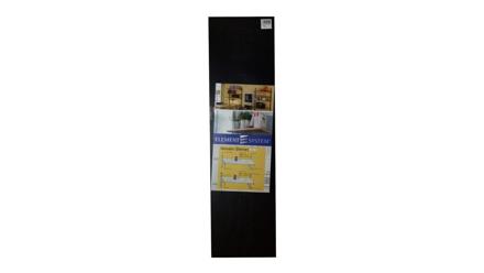 圖片 Element System Wooden Shelving 800mm X 200mm - Black
