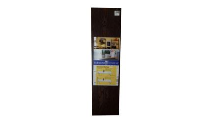 圖片 Element System Wooden Shelving 800mm X 200mm - Ebony