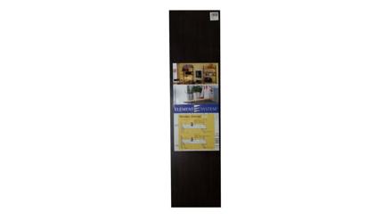 圖片 Element System Wooden Shelving 800mm X 200mm - Wengue