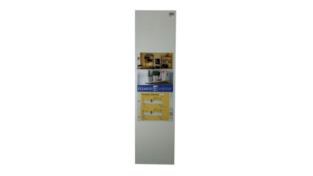 圖片 Element System Wooden Shelving 800mm X 200mm - White