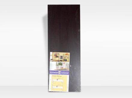 圖片 Element System Wood Shelving 250mm Stipple Wenge