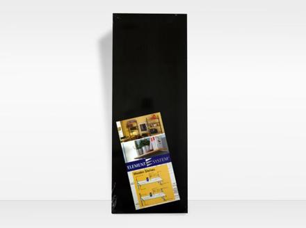 圖片 Element System Wood Shelving 300mm Stipple Black
