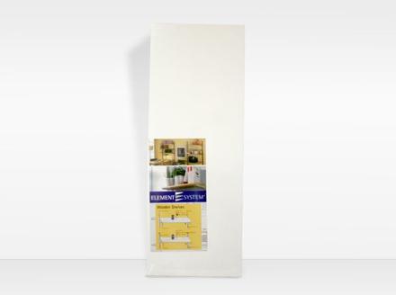 圖片 Element System Wood Shelving 300mm Stipple White