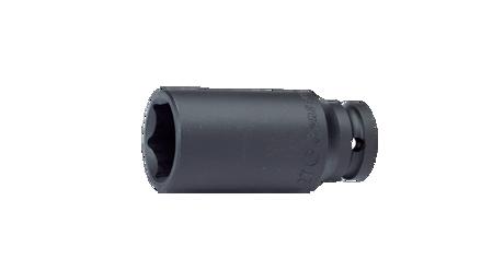 圖片 Hans 6 Points Deep Impact Socket - Metric Size - 84300M