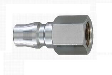 "图片 THB 1/2"" Zinc Quick Coupler Plug - Female End"