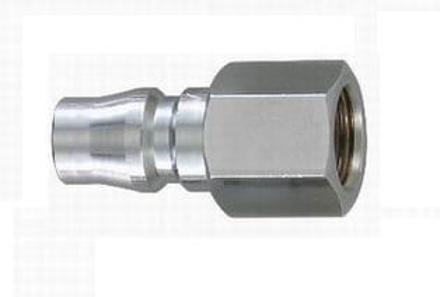 """图片 THB 1/2"""" Steel Quick Coupler Plug - Female End"""