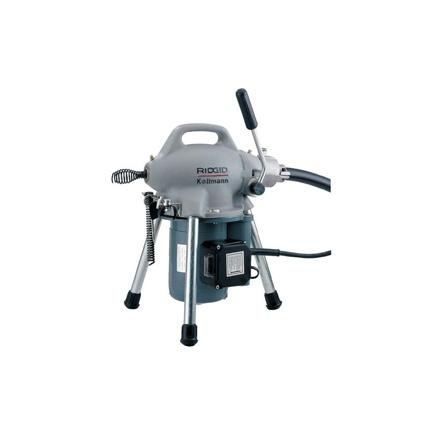圖片 Ridgid Sectional Drain Cleaner Machine K-50